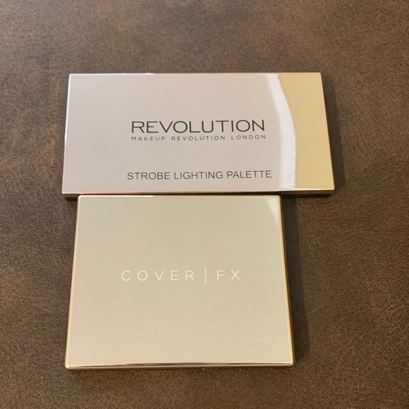 Revolution and Cover Highlighting Palettes